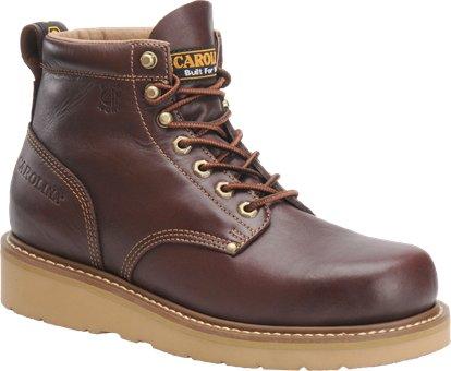 """Men's 6"""" Broad Toe Wedge Work Boot - CA3049"""