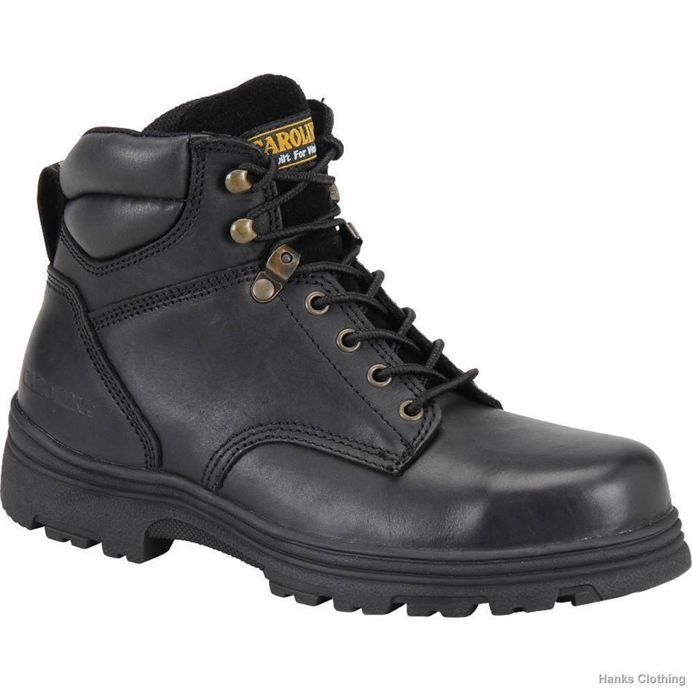 CA3522 6in Steel Broad Toe Hiker