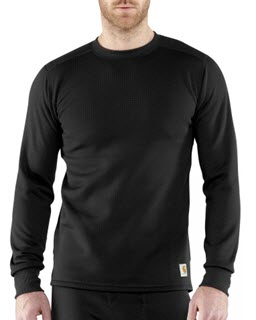 CARHARTT BASE FORCE® SUPER-COLD WEATHER CREWNECK TOP
