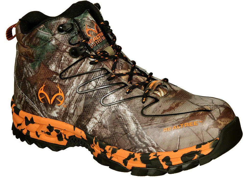 Authentic REALTREE Composite Toe All Terrain Hiker
