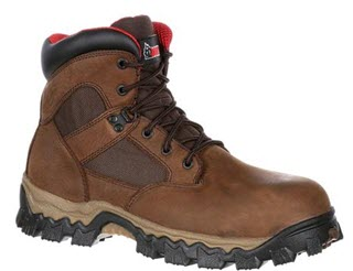 ROCKY ALPHAFORCE COMPOSITE TOE WATERPROOF WORK BOOT