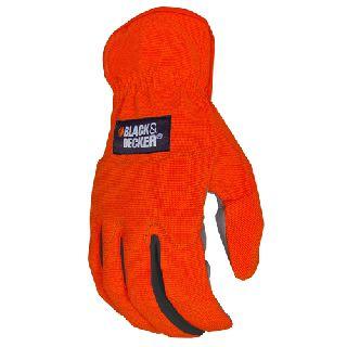 Black & Decker Bd505 Easy-Fit All Purpose Glove-Radians