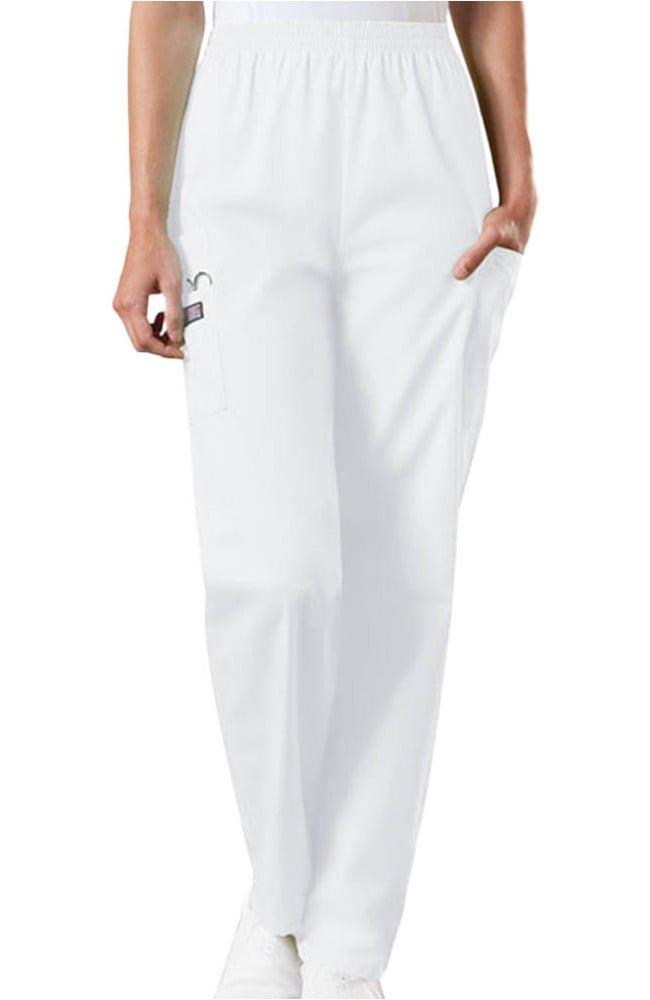 Cherokee Women's Elastic Waist Pant-Cherokee