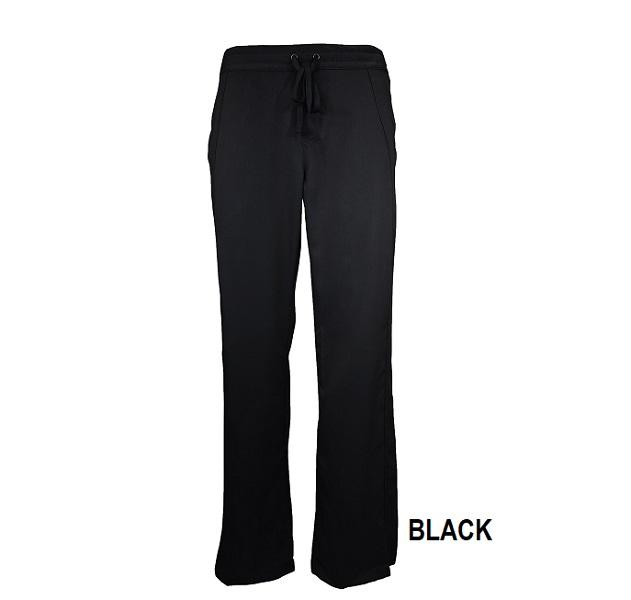 Ultra Soft Modern Fit Drawstring Scrub Pant-Natural Uniforms