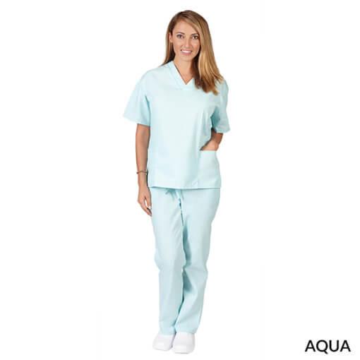 NEW Value Priced Scrub Set-Natural Uniforms