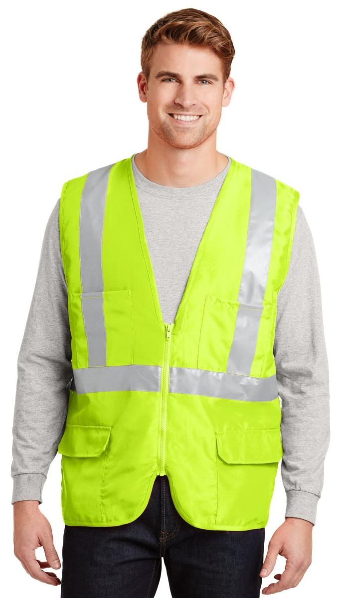 Safety Vest-Prism Medical Apparel