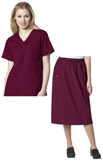 Skirt Set-Prism Medical Apparel