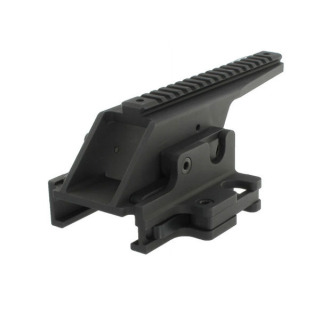 Browning M2 QD M1913 rail adaptor