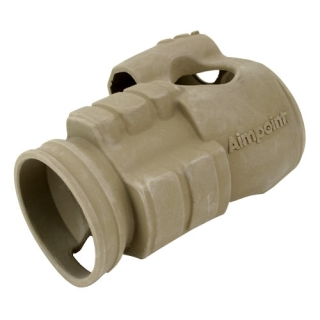 Outer rubber cover - Dark Earth (CompM3/ML3)-Aimpoint
