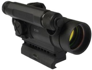 CompM4 with LRP mount-Aimpoint