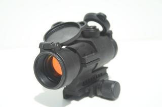 Patrol rifle optic (PRO)-Aimpoint