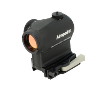 Micro H-1 2 MOA LRP mount/39mm spacer in box-Aimpoint