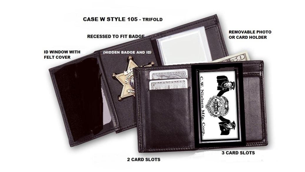 Case W Style 105-CW Nielsen