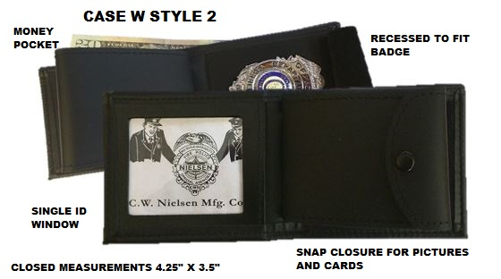 Case W Style 2-CW Nielsen
