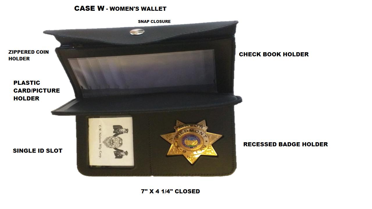 Women's Wallet-CW Nielsen