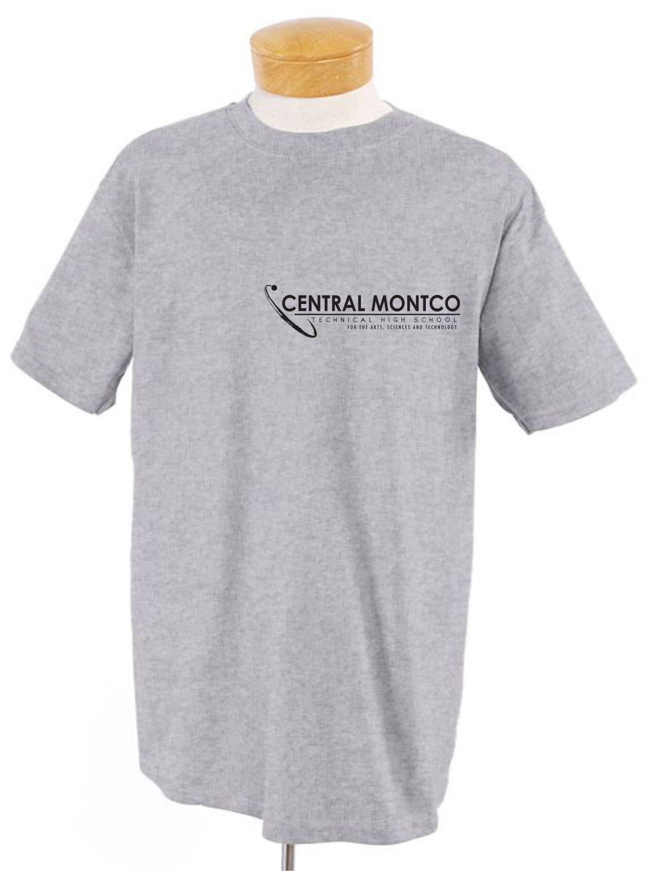 Adult 5.6 Oz. Dri-Power® Active T-Shirt-Jerzees