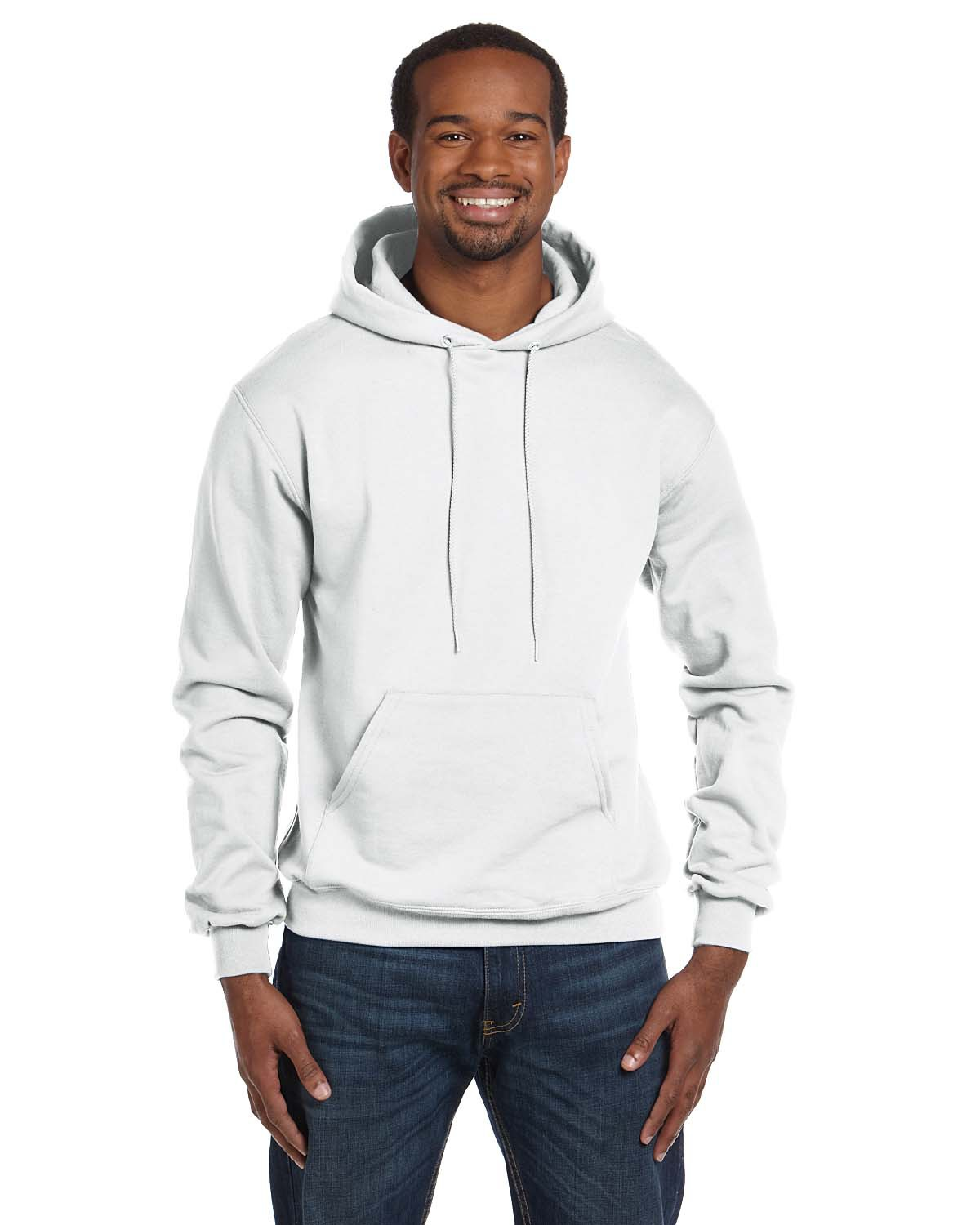 9 Oz. Double Dry Eco® Pullover Hood-CLEMENS