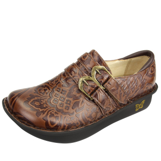 Alli Yeehaw Brown Shoe-