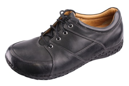 Alegria Men Bartlett Black Tumbled-Alegria