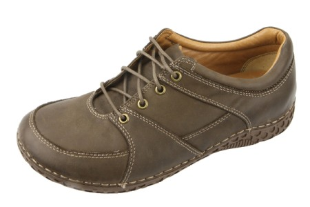 Alegria Men Bartlett Dark Brown Nubuck-Alegria