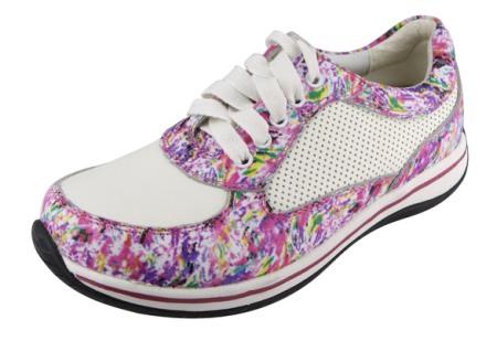 Cindi Pink Swirl Shoe
