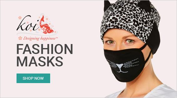 koi fashion masks