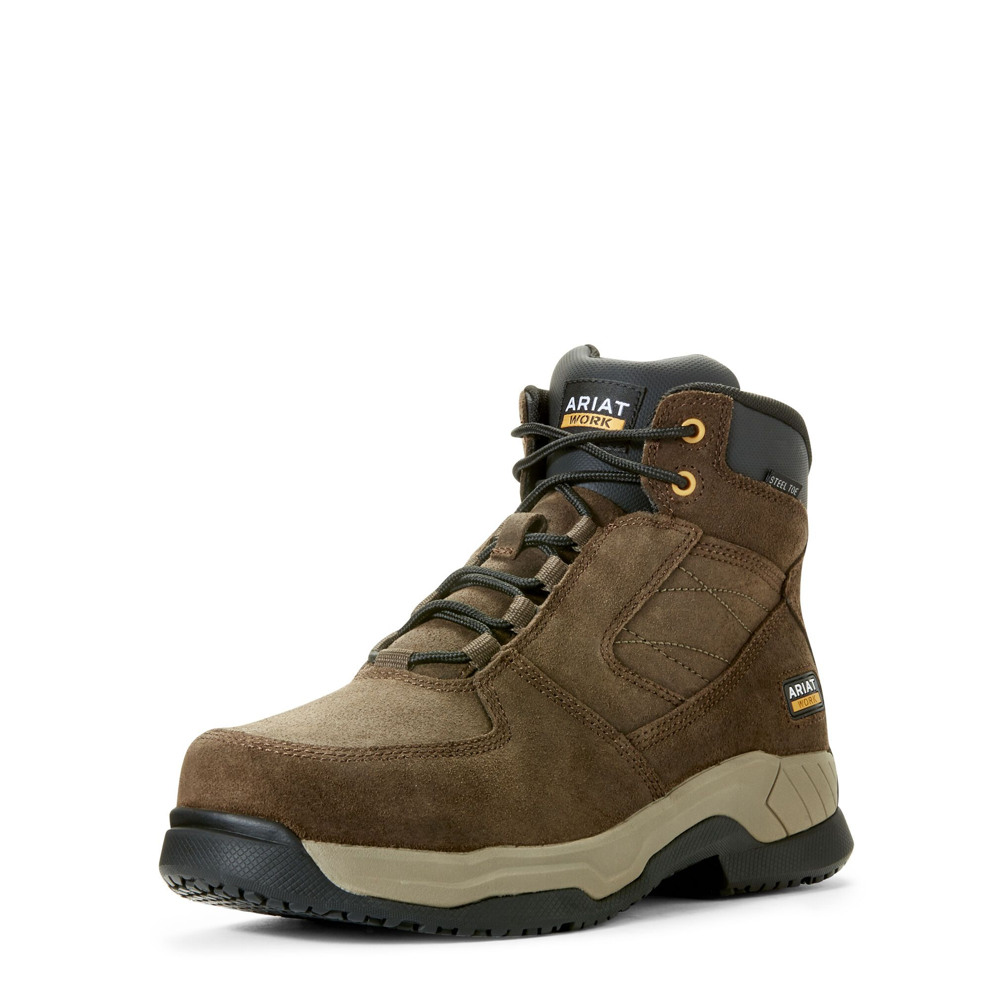 Contender 6 Inch Steel Toe Work Boot-
