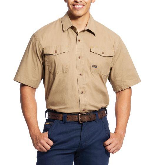Rebar Woven Shirts