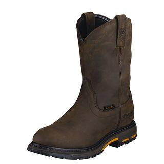 10001198 WorkHog Waterproof Work Boot-Ariat