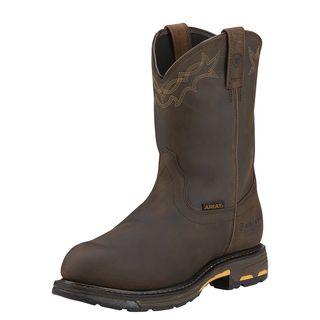 10001200 WorkHog Waterproof Composite Toe Work Boot-Ariat