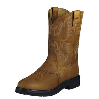 10002304 Sierra Saddle Work Boot-Ariat