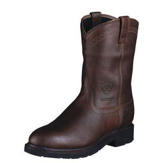 10002385 Sierra Waterproof Work Boot-Ariat