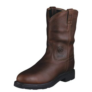 Sierra Waterproof Steel Toe Work Boot-Ariat