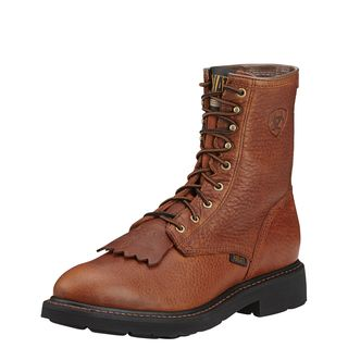 Cascade 8 Inch Work Boot-Ariat