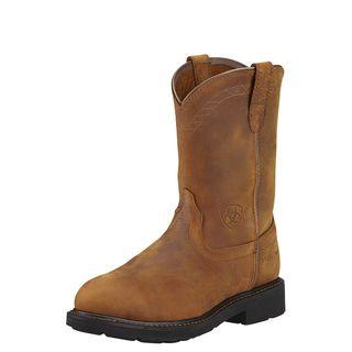 Sierra Steel Toe Work Boot-Ariat