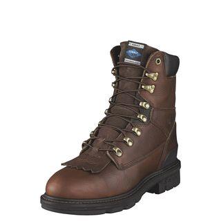 Hermosa XR 8 Inch Steel Toe Work Boot-