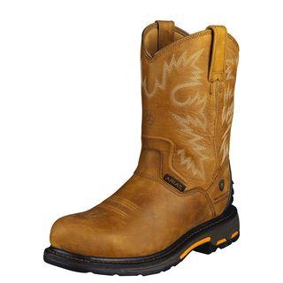 WorkHog RT Waterproof Composite Toe Work Boot-