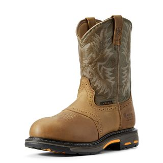 10008635 WorkHog Waterproof Composite Toe Work Boot-