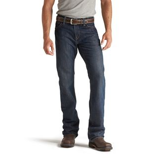 10012555 FR M4 Low Rise Basic Boot Cut Jean-Ariat
