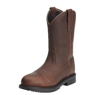 RigTek Waterproof Composite Toe Work Boot-