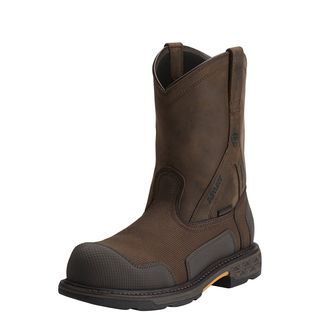 OverDrive XTR Waterproof Composite Toe Work Boot-Ariat