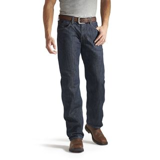10014450 FR M3 Loose Basic Stackable Straight Leg Jean-Ariat