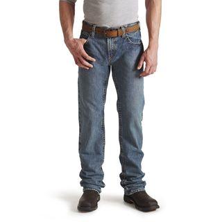 10015160 FR M5 Slim Basic Stackable Straight Leg Jean-Ariat