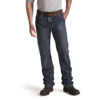10015166 FR M5 Slim Basic Stackable Straight Leg Jean-Ariat