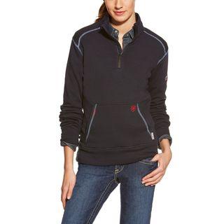 10015901 FR Polartec Fleece 1/4 Zip Top-Ariat