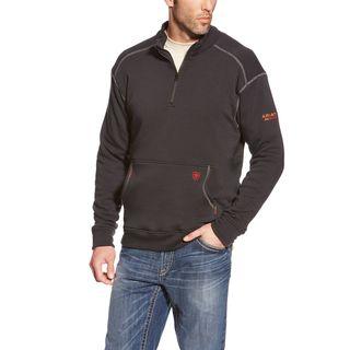 10015949 FR Polartec Fleece 1/4 Zip Top-Ariat