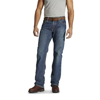 10016173 FR M4 Low Rise Boundary Boot Cut Jean-Ariat