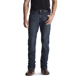 10016222 Rebar M5 Slim DuraStretch Edge Stackable Straight Leg Jean