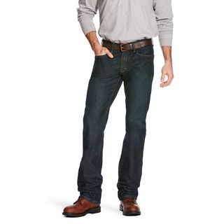 Rebar M5 Slim DuraStretch Basic Stackable Straight Leg Jean-