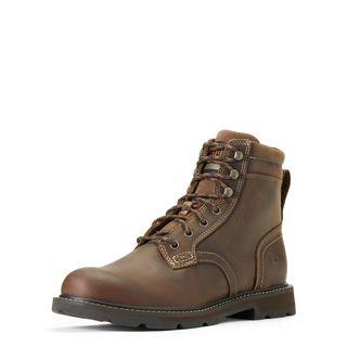 10016256 Groundbreaker 6 Inch Work Boot-Ariat